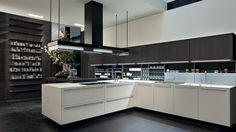Twelve Handle by Varenna - muebles de cocina de lujo