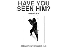 """""""Have You Seen Him? """" - Threadless.com - Best t-shirts in the world"""