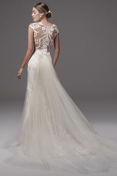 The Sottero and Midgley Collection by Maggie Sottero / www.onefabday.com