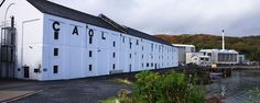 Caol Ila Distillery - Visit our distillery and discover our famous Malt Whisky