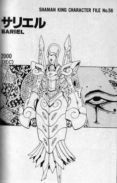 Archangels Shaman King