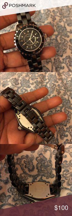 Ladies watch Beautiful ladies ceramic fashion watch Accessories Watches