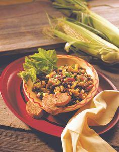 http://recipes.prevention.com/Recipe/black-bean-and-corn-salad.aspx