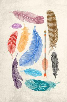 Poster | SKY GODS von Rachel Caldwell | more posters at http://moreposter.de
