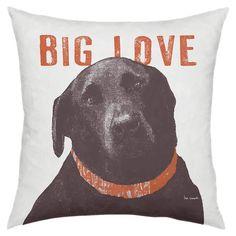 Big Love Pillow.