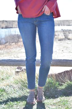 Road Trip Skinny Jean from GG Boutique Fort Collins