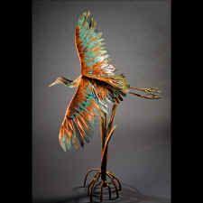 Anderson's Metal Sculpture
