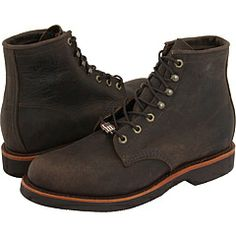 $157 Chippewa American Handcrafted GQ Apache Lacer Boot
