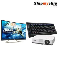Buy Computer Peripherals Online at Low Prices in India only on ShipMyChip.com.Top Brand Desktops like HP,Dell,asus and more.,Free Shipping and COD options across India.