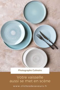 Plates, Tableware, Learn Photography, Food Styling, Food Photography, Licence Plates, Dishes, Dinnerware, Plate