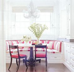 Kitchen: Breakfast Nooks For Small 2017 Kitchens 2017 Kitchen Breakfast Nook Booth Seating Contemporary Cottage 2017 Kitchen Cozy Breakfast Nook Table For Elegant Dining Furniture Design Ideas: kitchen breakfast nook Kitchen Nook Bench, Booth Seating In Kitchen, Banquette Seating In Kitchen, Kitchen Booths, Small Kitchen Tables, Kitchen Corner, Dining Nook, Kitchen Ideas, Banquette Bench