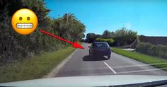 Dashcam footage shows dangerous driver getting a big dose of instant karma