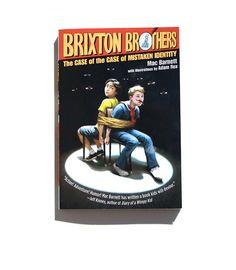 Brixton Brothers: The Case of Mistaken Identity, Mac Barnett