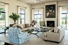 Take a Look Inside George and Laura Bush's Texas Ranch