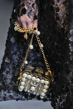 Dolce & Gabbana F/W 2012, Milan Fashion Week