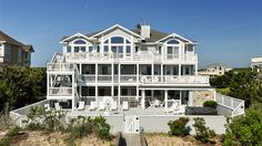 Twiddy Outer Banks Vacation Home - Miss Bee Haven - Corolla - Oceanfront - 10 Bedrooms
