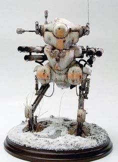 Kow Yokoyama  gans final 03 by chrissyturnerafterburner, via Flickr