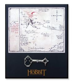 THORIN'S Key and Map - Miniature by The Noble Collection, http://www.amazon.com/dp/B009LKP75S/ref=cm_sw_r_pi_dp_7D7urb1EMEA9R