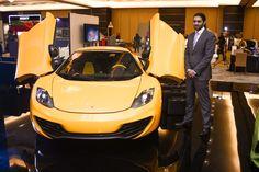 McLaren Spider by Al Wajba Motors Mclaren 12c, Doha, The St, Luxury Cars, Motors, Spider, World, Fancy Cars, Spiders