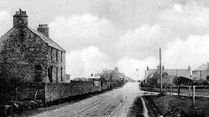 Tour Scotland Photographs: Old Photograph Dounby Orkney Islands Scotland