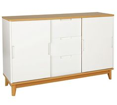 Buy HOME Hygena Minsk 2 Door 1 Drawer Sideboard