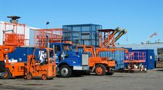 Barton Malow Construction Equipment Yard | Oak Park, MI  21090 Fern Street Oak Park, MI 248.548.5000 248.548.5050