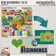 New beginnings: 2015 | Snips and Snails Designs