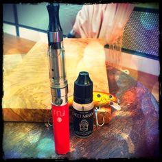 Humeur du jour : Batterie Love.Beat + Réservoir Lantern.Fish + Sweet.Nirvana... 0mg + fermeture de la pèche au carnassier :(