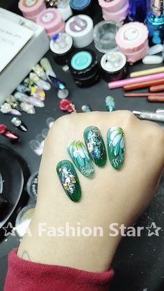 Nail art – creative nail design ideas for 2019 81 Nail Art Hacks, Gel Nail Art, Nail Art Diy, Diy Nails, Swag Nails, Nail Nail, Nail Art Designs Videos, Creative Nail Designs, Creative Nails