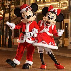 Celebrate Christmas at an Amusement Park