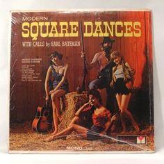 C Modern Square Dances - Smokey Warren Square Dancers w/ Earl Bateman
