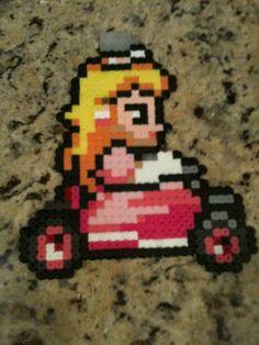 Mario Kart Princess Peach by powerranger02 on deviantART