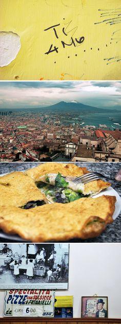 Que mange-t-on à Naples?  Napoli Italie http://www.actuweek.com/go/amazon-italie.php
