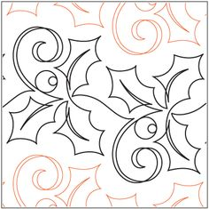 Holiday Garland $.0125 per square inch