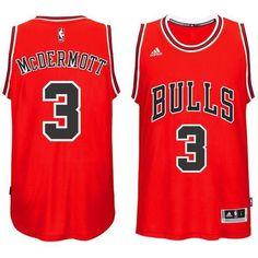 4c10c802184d Doug Mcdermott Chicago Bulls Youth Swingman Road Jersey