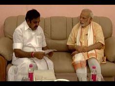 Makkal Medai - Tamil Nadu Chief Minister Edappadi Palaniswami To Meet PM...