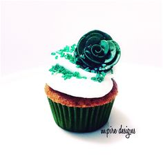 Cupcake is happiness with icing on top #cupcakes #holidaytheme #green #holidays #minicupcakes #bitesize #mini #happy #happiness #icing #creamcheeseicing #buttercream #spice #carrotspice #weddings #events #corporate #socialevents #bridalshower #babyshower #birthdays #anniversary #cupcakelady #cupcakeblog #torontoblog #toronto #blog #etsy #etsyseller #libertyvillage #mpiredesigns