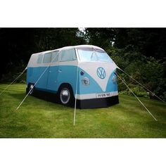 VW Camper Tent – Blue