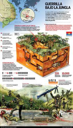 Infografia Vietcong
