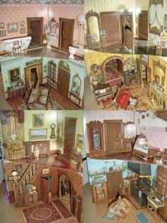 101 Meilleures Images Du Tableau Pop Up Houses Carousel Book