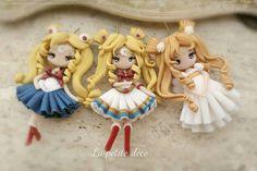Sailor moon by la petiteDeco