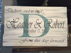 Wedding Signs /Personalized Wedding Date Sign / Personalized Family Last Name Sign / Family last name / Wedding Gift / Bridal Shower Gift – Wedding Gifts Wedding Date Sign, Wooden Wedding Signs, Wooden Signs, Diy Wedding, Wedding Beauty, Wedding Gifts For Bride And Groom, Wooden Boards, Wedding Shoes, Wedding Ideas