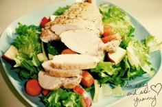 Easy healthy salad recipe