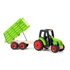 Pintoy Tractor and trailer