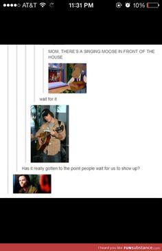 Supernatural fandom at it again