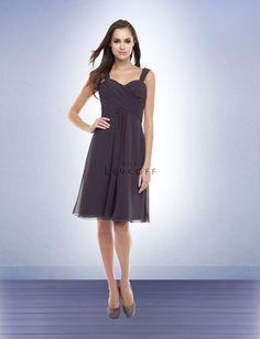 Our bridesmaid dresses!!! Bill Levkoff  Style 155 Nicole (Plum)