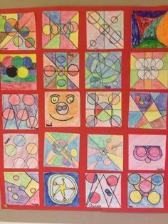 Foto: 5 cirkels en 5 lijnen. Geplaatst door ewebbink op Welke.nl