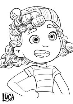 School Coloring Pages, Disney Coloring Pages, Free Printable Coloring Pages, Coloring Pages For Kids, Coloring Books, Free Coloring, Coloring Pages To Print, Pencil Art Drawings, Animal Drawings