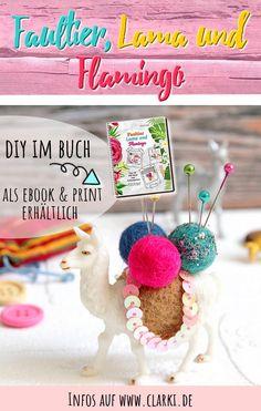Werbung: Faultier, Lama und Flamingo: Über 20 DIY-Ideen zum Selbermachen - das Trendbuch von der Kreativ-Autorin Kathleen Lassak. Das Bastelbuch eignet sich für Kinder ab etwa 6 Jahren und enthält viele schöne Kreativideen. Zudem findest du im Buch kostenlose Vorlagen, die du auch kostenlos herunterladen kannst. #basteln #kinderbasteln #faultier #flamingo #lama #affiliate #tier# bastelbuch #buch #ebook #selbermachen #clarkidiy Desserts, Food, Diy, Creative Ideas, Craft Instructions For Kids, Seashell Crafts, Tailgate Desserts, Deserts, Essen