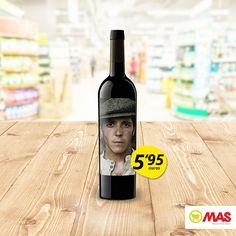 ¿Has probado ya nuestro Vino del Mes? Un vino tinto con D.O que te va a encantar